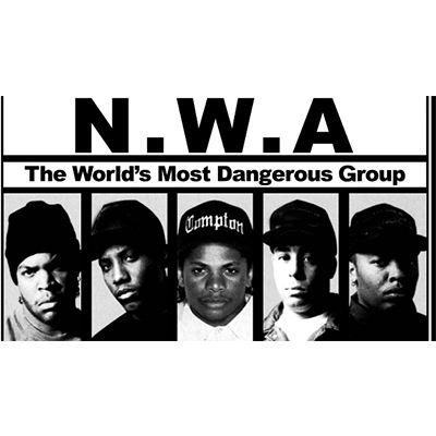 ice cube NWA induction beef