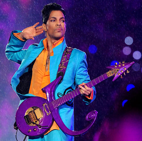 The Musician Prince - Dead at 57