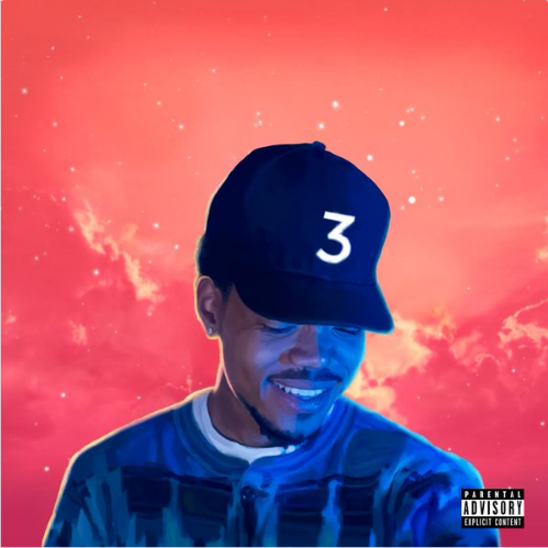 chance 3 mixtape cover