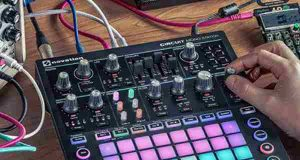 Novation Announces New Circuit Mono Synth