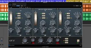 New Linden Audio 354E Multiband Compressor Plugin