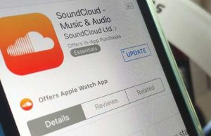 SoundCloud iOS App on Chromecast