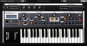 Xhun Audio Releases Rewritten Analog Synth Plugin LittleOne Version 3.0