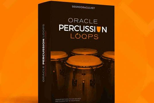 Oracle Percussion Loops by Sound Oracle