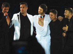 Take That Shows at Manchester Arena Postponed