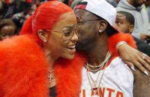 Gucci Mane Keyshia Kaoir Wedding on BET
