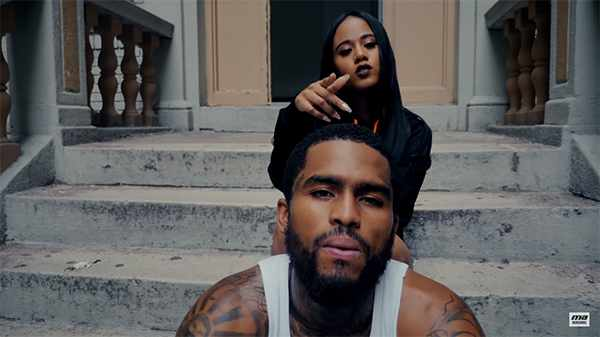 Dave East feat. Jazzy Amra - Slow Down Music Video