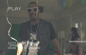 Juicy J - Spend It All Music Video