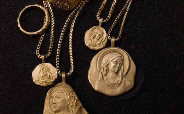 Kanye West Yeezy Jewelry Line Available for Purchase Again