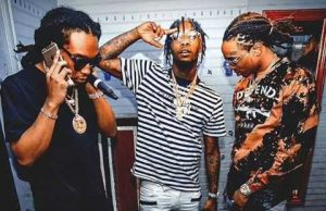 Migos and Future Earn Platinum Plaques