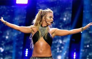 Britney Spears Takes Vegas Show on the Road