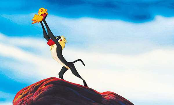 Elton John Writing Music for Lion King Remake