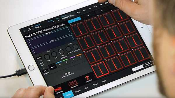 LoopMasters Releases Video Tutorials for iMPC Pro 2