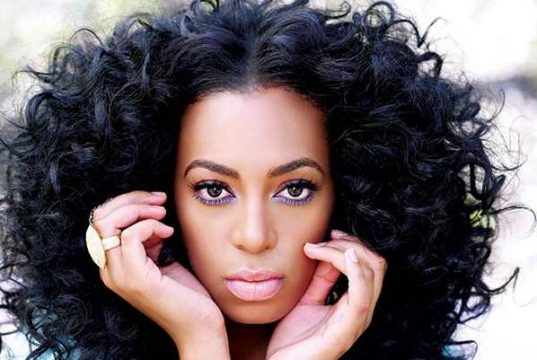 Solange Knowles Honored by Harvard Foundation