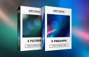 Arturia Releases New Filter and PreAmp Plugins