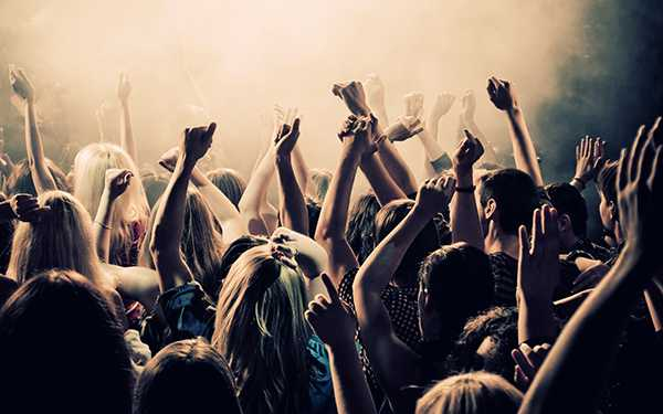 Attending Live Music Events Increases Life Experiences