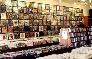 CD and Vinyl Sales Overtake Digital Downloads