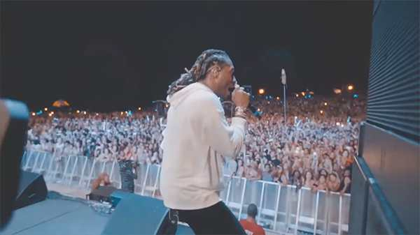 Future - Absolutely Going Brazy Music Video