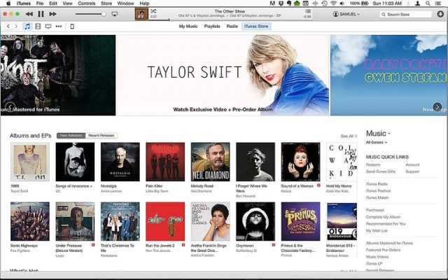 iTunes Will Stop Music Downloads