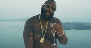 Rick Ross Hospitalized