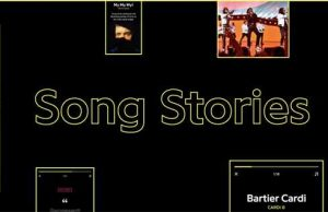 Genius Launches Song Stories