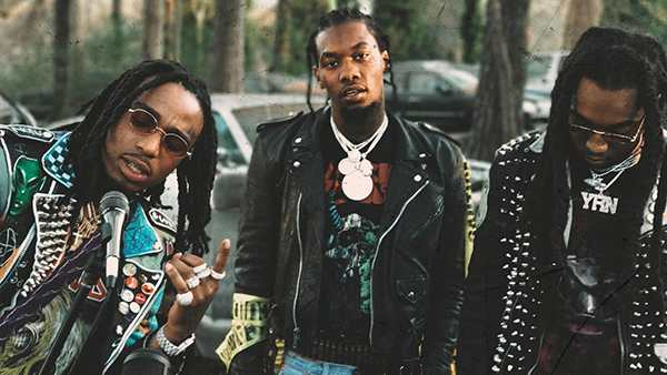 Migos Tour Bus Stopped and Searched for Drugs