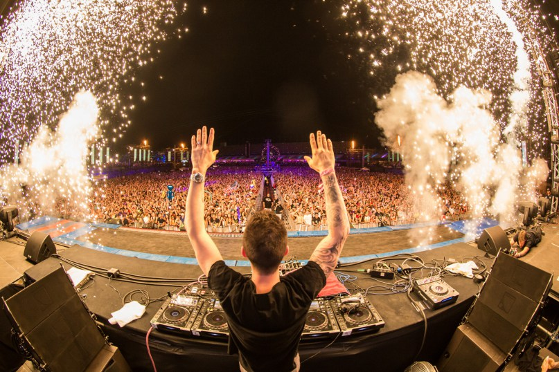Forbes' Top Earning EDM DJs of 2015