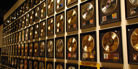 Gold and Platinum Records and Music Streaming