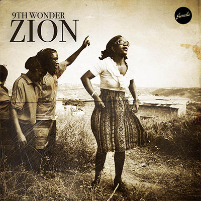9th wonder zion