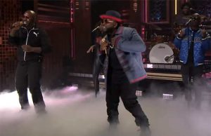 Big Boi Mic Jack Live on The Tonight Show