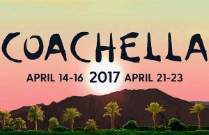 Coachella 2017 Schedule