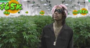 "Wiz Khalifa Releases ""Weed Farm"" Mobile Game on 420"
