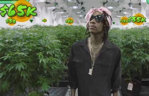 """Wiz Khalifa Releases """"Weed Farm"""" Mobile Game on 420"""