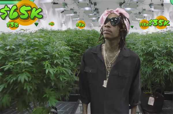 Wiz Khalifa New Mobile Game Weed Farm Released On 4 20 Dnn