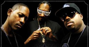 Snoop Dogg and Daz Dillinger Making Tha Dogg Pound TV Drama