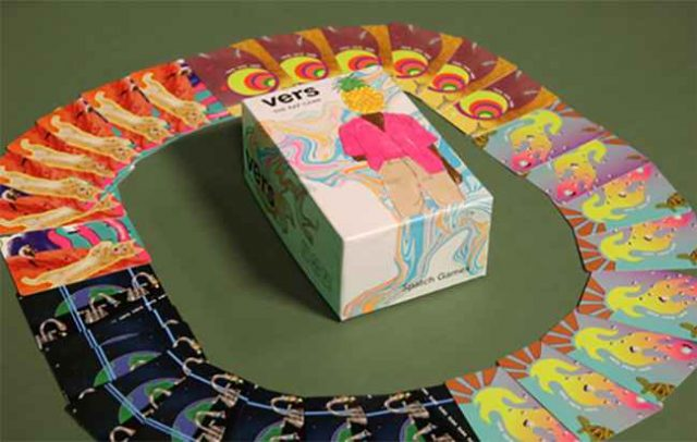 VERS Card Game Will Make You a Better Rapper