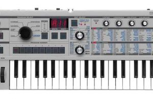 Korg MicroKORG Virtual Analog Synth 15th Anniversary Edition