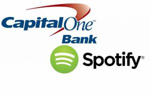 Spotify Capital One Partnership Gives Customers 50% Off