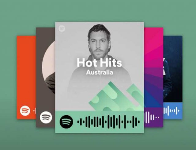 Spotify Launches Spotify Codes