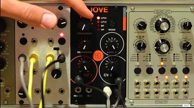 System 80 Releases Jove Multimode Filter
