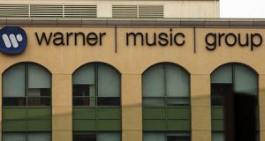 Warner Music Group Revenue Grows