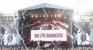 One Love Manchester is 2017's Most Watch TV in UK