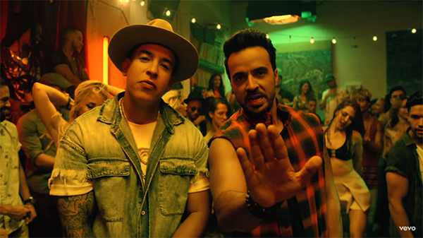 Despacito Becomes Most Watched Video of All Time