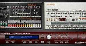 New Virtual TR-808 and TR-909 from Roland Cloud