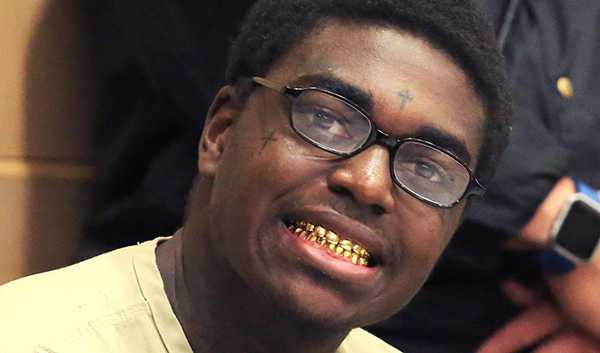 Kodak Black Gets 3 Charges Dropped