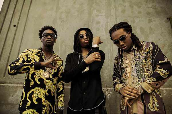 Migos Break Own Billboard Record for Most Simultaneous Songs on Charts