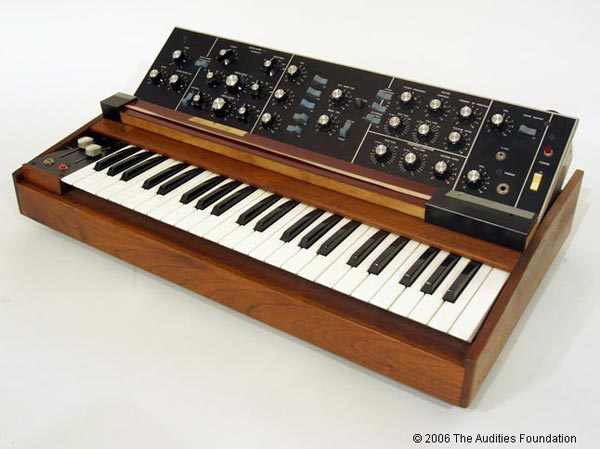 Moog Foundation Giving Away Signed Vintage Synth