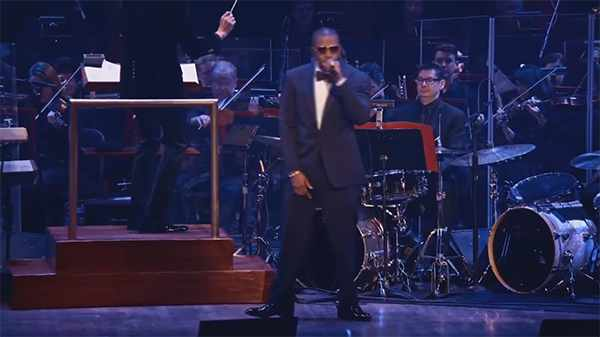 Nas Illmatic Live Performance With Full Orchestra