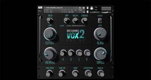 Red Sounds Releases Vox Engine 2
