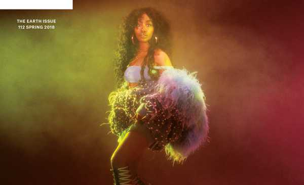 SZA Says She Doesn't Even Like CTRL